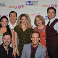 Photo Coverage: Inside Opening Night of THE DECLINE AND FALL OF THE ENTIRE WORLD AS S Photo