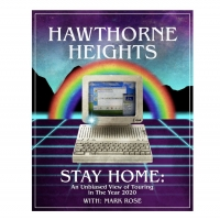 Hawthorne Heights Announce 'Stay Home' Virtual Tour Photo