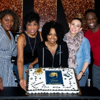 Photo Coverage: TINA Cast Celebrates 100 Performances on Broadway!