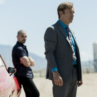 Photo Flash: AMC Releases First Look at BETTER CALL SAUL Season Five Photo