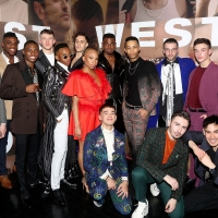 Photo Coverage: WEST SIDE STORY Company Celebrates Opening Night! Photo