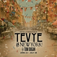 World Premiere TEVYE IN NEW YORK! Imagines Life After FIDDLER at The Wallis Center Photo
