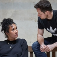 Photos: Inside Rehearsals For PARK BENCH At The Park Theatre Photos