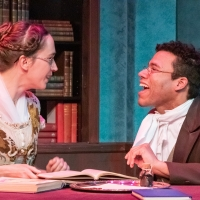 Photo Flash: MISS BENNET: CHRISTMAS AT PEMBERLEY At Open Book Theatre Promises To Be A Fun, Holiday Romance