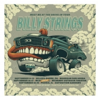 Billy Strings Announces 'Meet Me At The Drive-In Tour' Photo