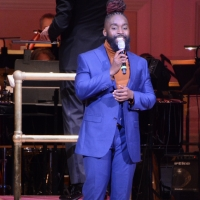 Mykal Kilgore to Perform Marvin Gaye Tribute at GRAMMY Awards Premiere Ceremony Ahead of T Photo
