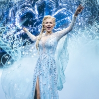 Photos: First Look at All New Photos of FROZEN in London Photo