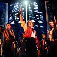 Photo Flash: First Look at the New London Production of LES MISERABLES and the Renova Photo