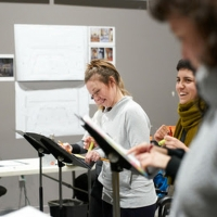 Photo Flash: Check Out Rehearsal Photos of BERNARDA ALBA at Theater Latté Da