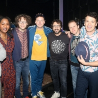 Photo Flash: Josh Groban Makes Guest Appearance At FREESTYLE LOVE SUPREME Photo