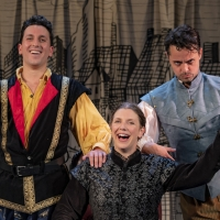 Photo Flash: THE COMPLETE WORKS OF WILLIAM SHAKESPEARE (ABRIDGED) at Northern St Photos