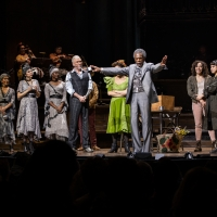 Photo Flash: Watch Andre De Shields Encourage HADESTOWN Audience to Donate to the Actors Fund