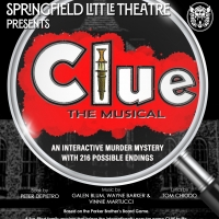 Springfield Little Theatre Presents CLUE: THE MUSICAL Photo