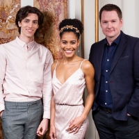 Lucy St Louis and Rhys Whitfield Join Killian Donnelly in THE PHANTOM OF THE OPERA Up Photo