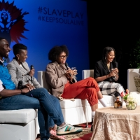 Photo Flash: Jeremy O. Harris Visits National Black Theatre For Town Hall Convening o Photo