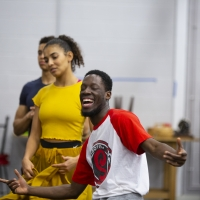 Photo Flash: Inside Rehearsal For WEST SIDE STORY at Curve (Leicester)