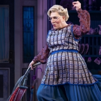 MRS. DOUBTFIRE Announces Digital Rush Policy as Previews Begin Tonight Photo
