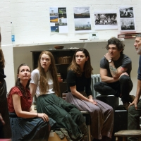 Photo Flash: Inside Rehearsal For TRANSLATIONS at the National Theatre Photo