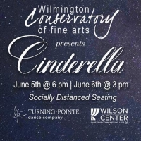 CINDERELLA Will Be Performed by Wilmington Conservatory of Fine Arts and Turning Poin Photo