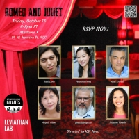 Leviathan Lab Will Present a Reading of Modern ROMEO & JULIET Photo