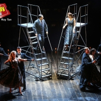 Photo Flash: First Look at CURTAINS at Wyndham's Theatre Photo