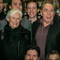 Photo Flash: Andrew Lloyd Webber and Glenn Close Visit UNMASKED at Paper Mill Playhouse Photos