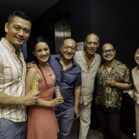 Photos: Inside the Wrap Party For CollaborAzian's A GENTLEMAN'S GUIDE TO LOVE AND MURDER Photo