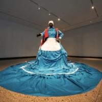 New Mary Sibande Installation At U-M Museum Of Art Reimagines Story Of South Africa's Photo