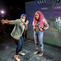 Photos: Go Behind the Scenes of I HATE IT HERE at Goodman Theatre Photo