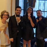 Photos: See Cecily Strong, Mario Cantone, Jackie Hoffman & More Backstage at CELEBRIT Photo