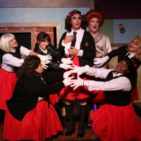"Photo Flash: Hell in a Handbag Productions Presents THE FACTS OF LIFE �"" Satan's School for Girls"