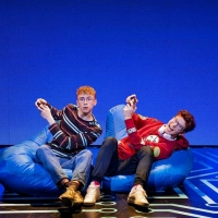 Photo Flash: First Look at BE MORE CHILL in London; Opening Tonight! Photos