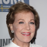 Julie Andrews to Host New 'Julie's Library' Podcast