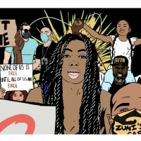 "Brittany Campbell Shares Protest Anthem ""Matter"" w/ Self-Illustrated Music Video Photo"