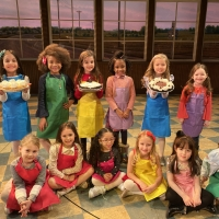 Photo Flash: WAITRESS Celebrates the Lulus, the Youngest Stars on Broadway Photo
