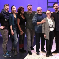 Photo Flash: First Look At THE LITTLE DANCER- A Holiday Family Musical At Theatre 71 Photo