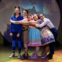 Photo Flash: First Look At Salt Lake Acting Company's Utah Premiere Of PETE THE Photos