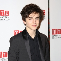 Timothee Chalamet Will Sing and Dance in New Musical Film WONKA Photo