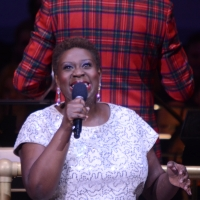 Photo Coverage: Capathia Jenkins Performs at The New York Pops Holiday Show