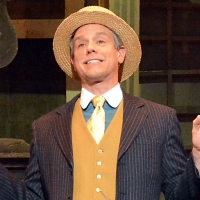 BWW Photo Exclusive: Adam Pascal Stars In THE MUSIC MAN At 5-Star Theatricals Photos