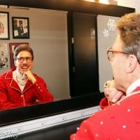Photo Flash: Kenn Boisinger Was 'The New Voice Of Christmas' At Birdland Theater Photo