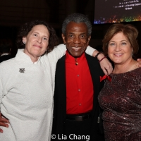 Photo Flash: André De Shields, Leslie Jordan And Stacey Friedman Honored At SAGE Awards & Gala