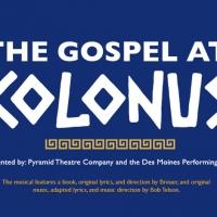 The Pyramid Theatre Company Postpones THE GOSPEL AT COLONUS Photo