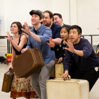 Photo Flash: In Rehearsals for Encores! MACK & MABEL Photo