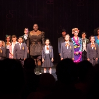 Photo Coverage: Curtain Call And Press Night Celebration of MATILDA THE MUSICAL At La Photo