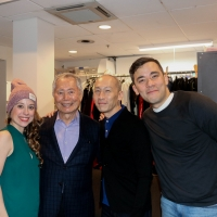 Photo Flash: George Takei Stopped by SOFT POWER at The Public Photo