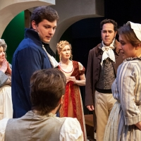 Photo Flash: First Look at THE WICKHAMS: CHRISTMAS AT PEMBERLEY at Capital Stage Photos