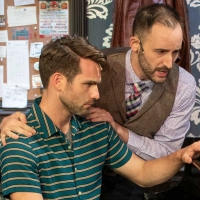 Photo/Video: First Look at 2 PIANOS 4 HANDS at Milwaukee Repertory Theater