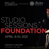 Lubbock Ballet Presents 'Studio Sessions: Foundations' Photo