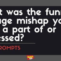 #BWWPrompts: What's Your Favorite Onstage Mishap? Photo